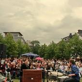 Duo Concert on Dreiecksplatz Gütersloh